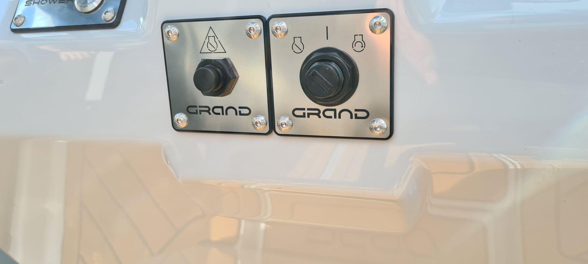 Marine Switch Panels
